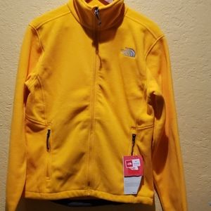 NWT The North Face fleece  jacket size S